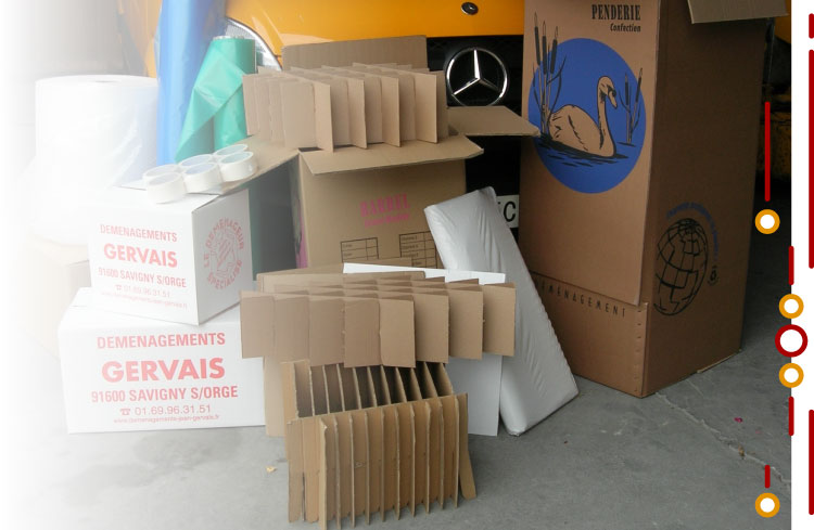 cartons emballage